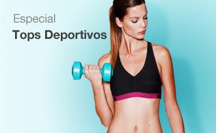 Especial Tops Deportivos!