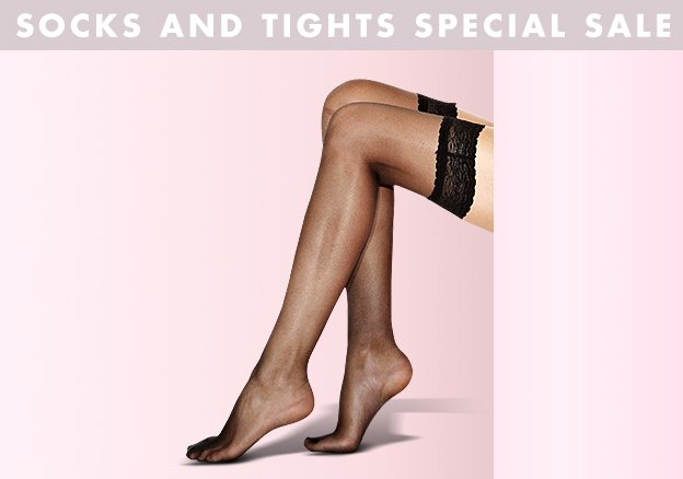 Socks and Tights Special Sale