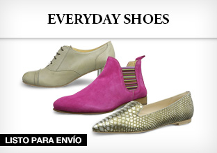 Everyday Shoes!