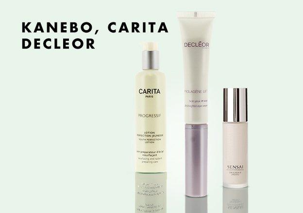 Kanebo - Carita - Decleor!