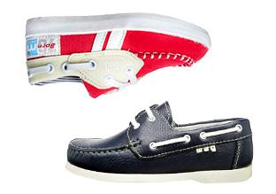 $ 9 y UP: zapatos de los niños pequeños