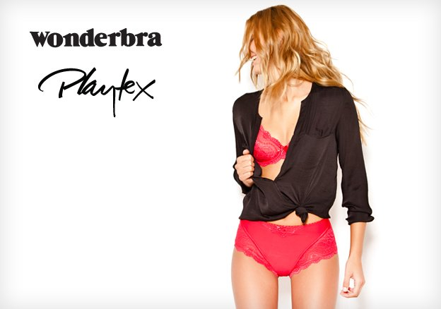 Playtex & Wonderbra