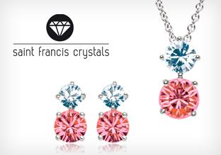 Saint Francis Crystals
