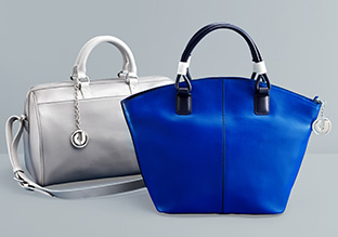 Leather Luxuries: Handbags