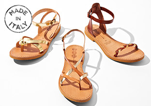 Made in Italy: Sandals