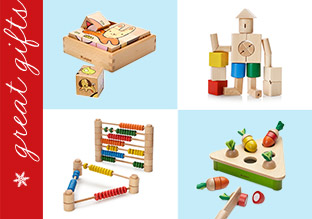 Wooden Toys by playableART &amp; playme