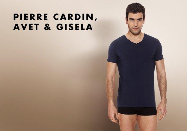 Pierre Cardin, Avet & Gisela