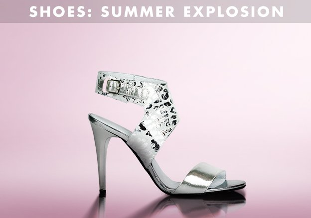 Shoes: Summer Explosion
