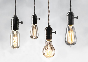 Bright Ideas: Bulbs & String Lights!