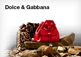 Dolce & Gabbana: bolsos
