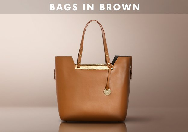 Bags in Brown