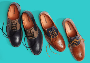 Ben Sherman Shoes!