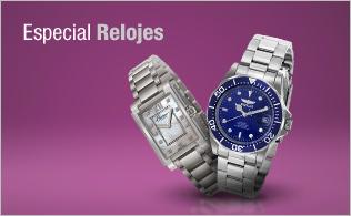 Especial Relojes!