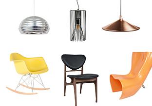Design Finds: Furniture & Lighting