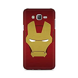 Ebby Iron Man Minimalist Premium Printed Case For Samsung J2 2016