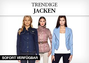 Trendige Jacken
