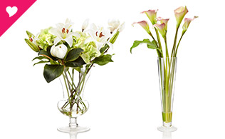 Set the Mood with Flowers!