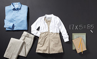 Back to School: Uniform Options!