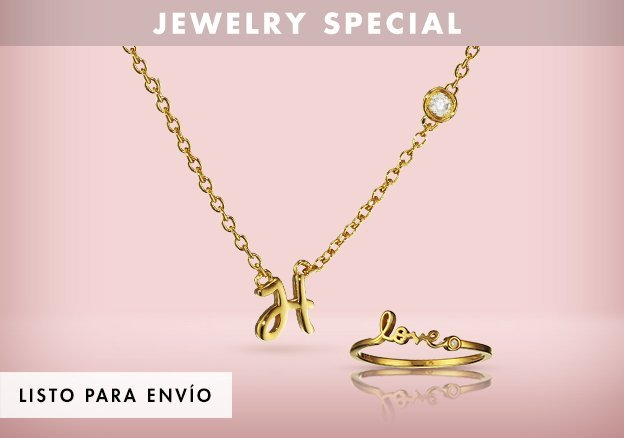 Jewelry special