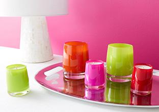 Fruits & Florals: Candles!