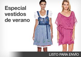 Especial vestidos de verano