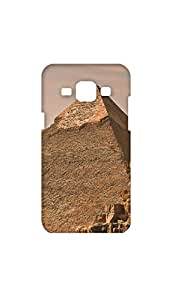 7 Wonders Pyramid Of Gizza Case For Samsung Galaxy J1