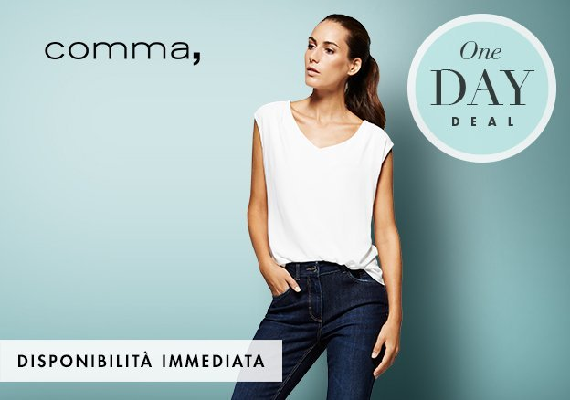 One-Day Deal - Comma