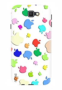 Noise Designer Printed Case / Cover for Samsung Galaxy J5 Prime / Patterns & Ethnic / Multi Color In Apple