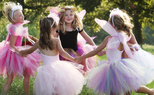 Trick o' Treat: Fairies & Princesses