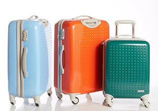 Long Weekend Jaunt: Stylish Luggage & Bags