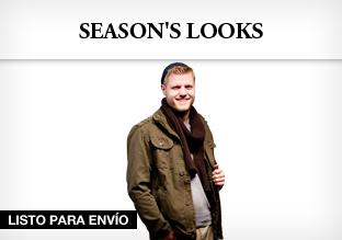 Season Looks hombre