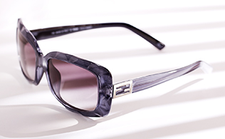 Made in the Shade: Square Sunglasses