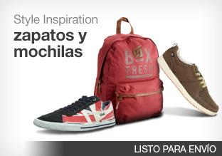 Style inspiration: zapatos y mochilas