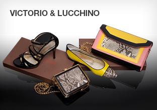Victorio & Lucchino: bolsos y calzado