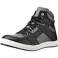 Footin Men's Grey Sneakers - 10 UK/India (44 EU) (8012222)