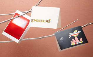 Season's Greetings: Notecards & Stationery!