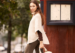 Favorite Fall Sweaters: Cashmere & More