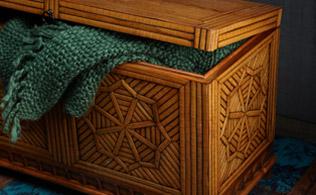 Timeless Storage: Charleston Furniture!