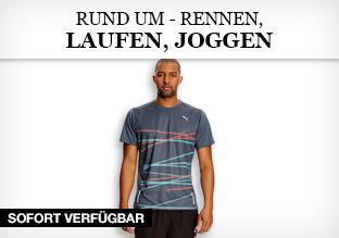 Rund um - Rennen, Laufen, Joggen