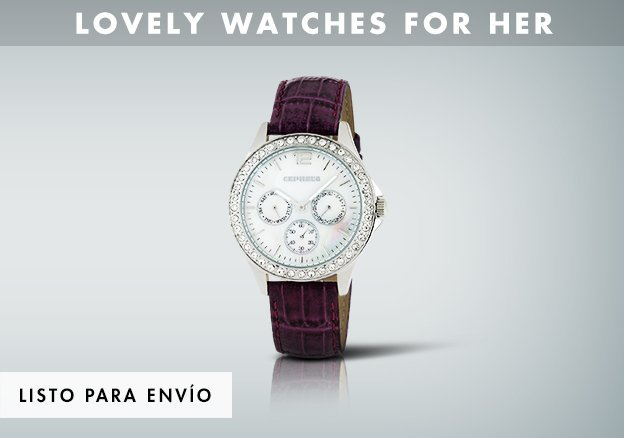 Lovely watches for her