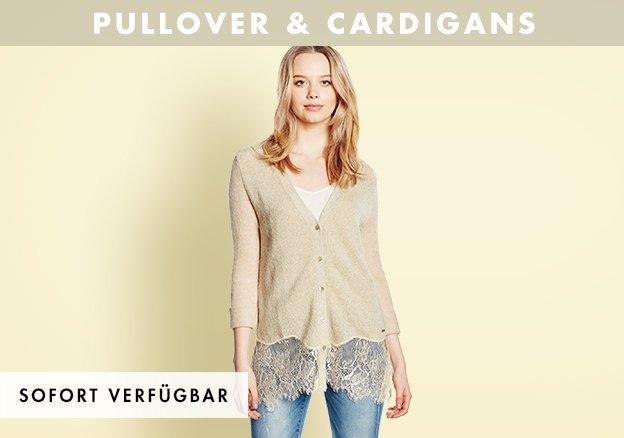 Pullover & Cardigans