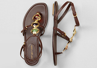 Up to 70% Off: Sandals & Flats