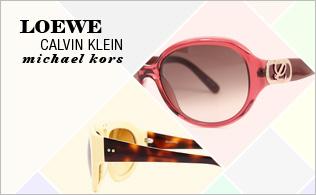Gafas de sol: Loewe, Calvin Klein y Michael Kors!