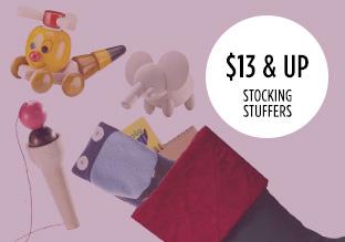 $13 & Up: Stocking Stuffers