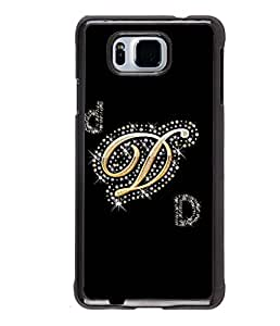 TOUCHNER (TN) Red Hot Guitar Back Case Cover for Samsung Galaxy Alpha G850