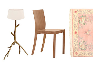 Almost Gone: Furniture, Rugs & Lighting