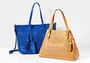 Casual Luxe: Handbags