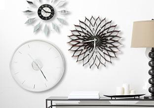 Fall Back: Stylish Clocks!