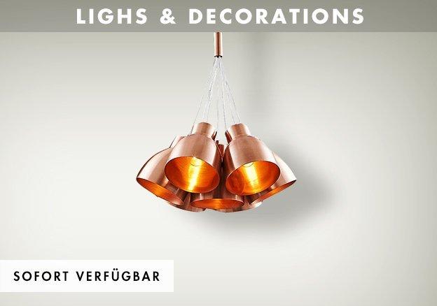 Lighs, decorations & more