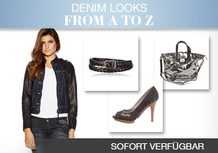 Denim Looks: From A to Z